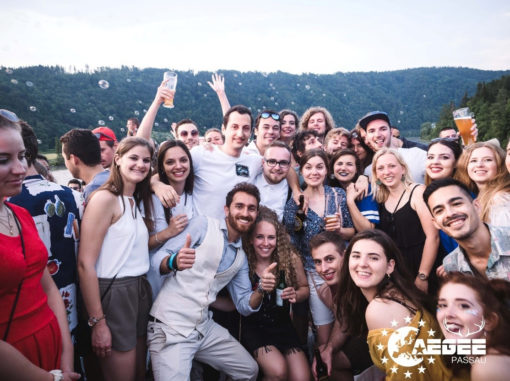Boat Party with AEGEE-Passau