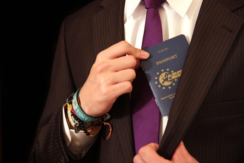 AEGEE-Passport