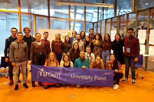 Group picture of the European School on Leadership Delft