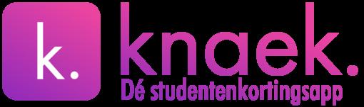 knaek - dé studentenkortingsapp