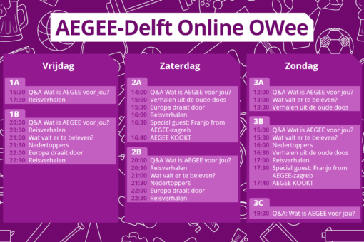 AOWee online owee programma