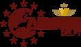 Logo AEGEE-Delft rood