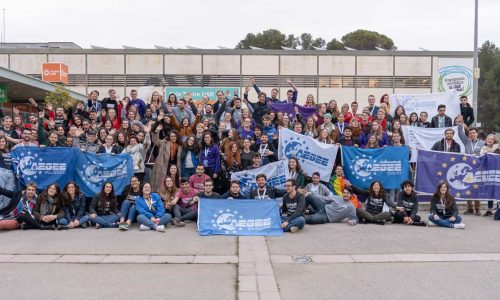 Group picture of EPM Barcelona 2020 with all participants